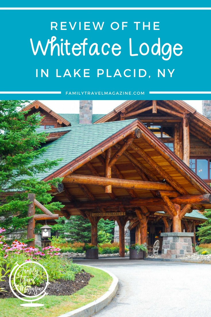 The Whiteface Lodge in Lake Placid, NY, a luxury lodge in the Adirondacks offering families amenities, a kids' club, and a delicious restaurant.