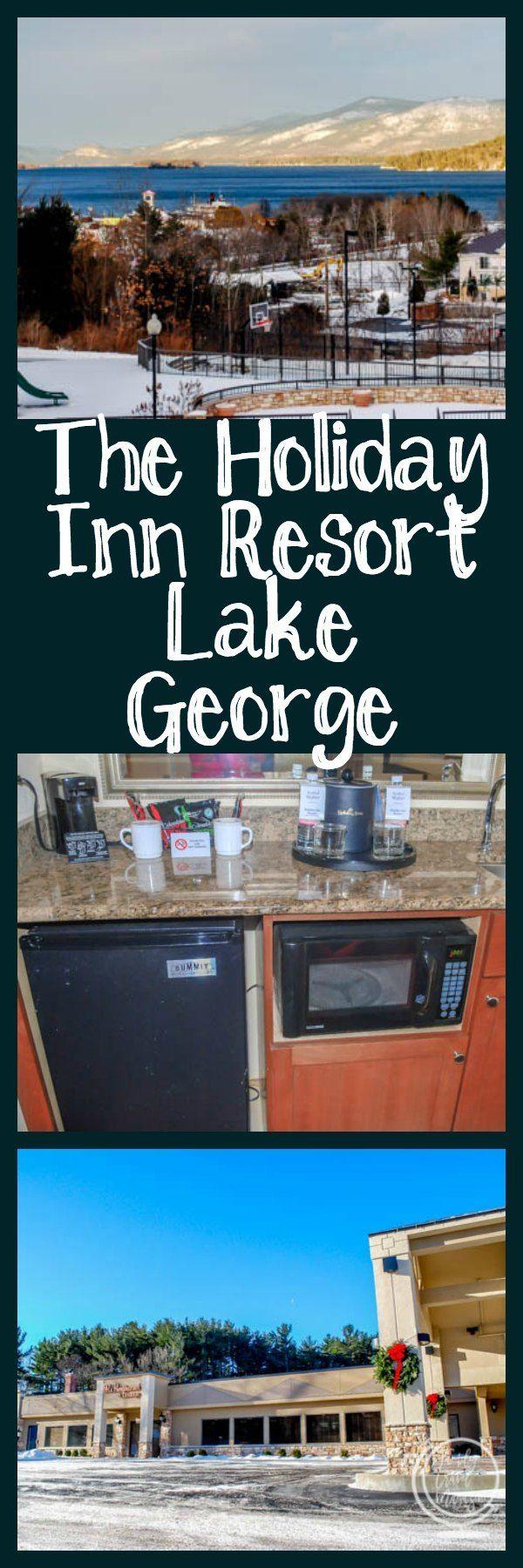 Kid-Friendly Suite Hotel in Lake George, NY: The Holiday Inn Resort Lake George