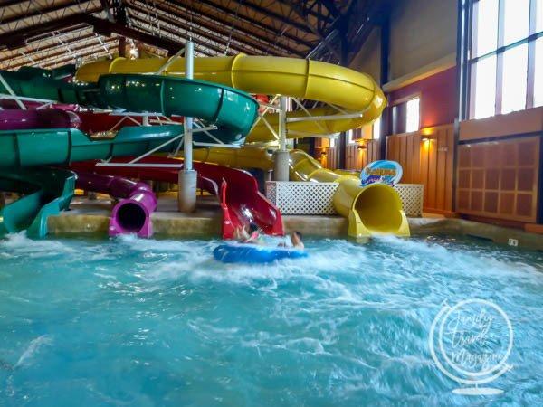 Kahuna Laguna North Conway Indoor Water Park