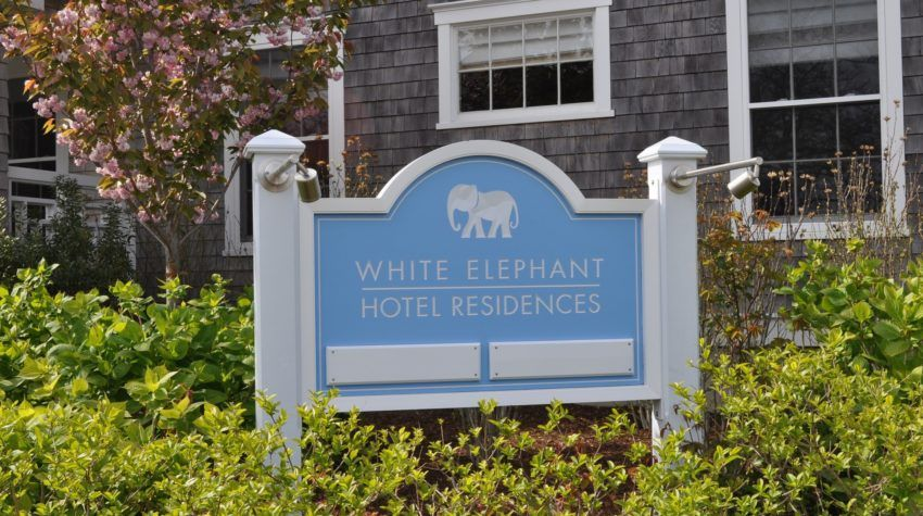 The White Elephant in Nantucket