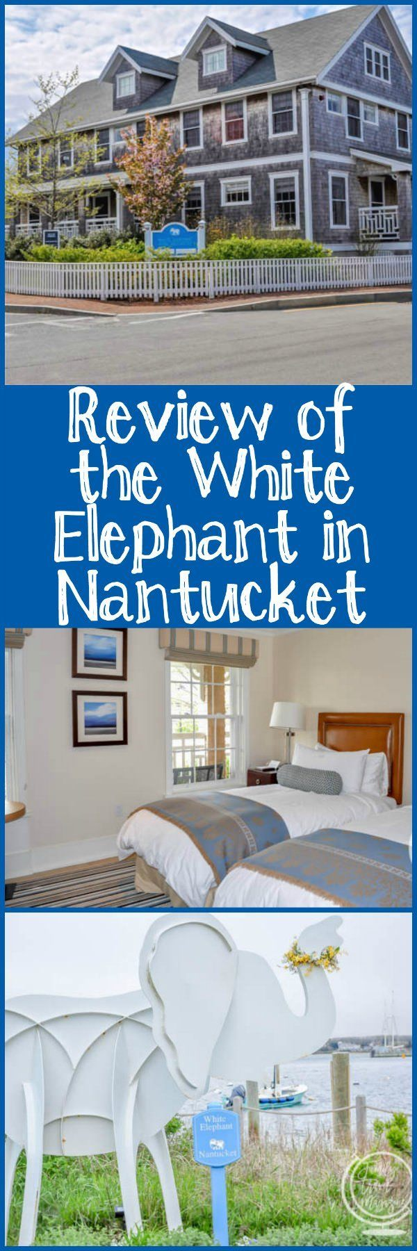 Review of the White Elephant in Nantucket