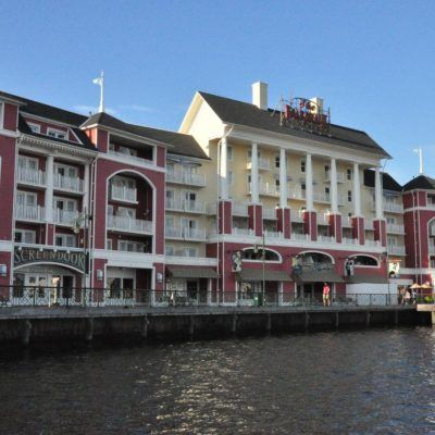All About the Disney Boardwalk:Restaurants, Resort, and Entertainment