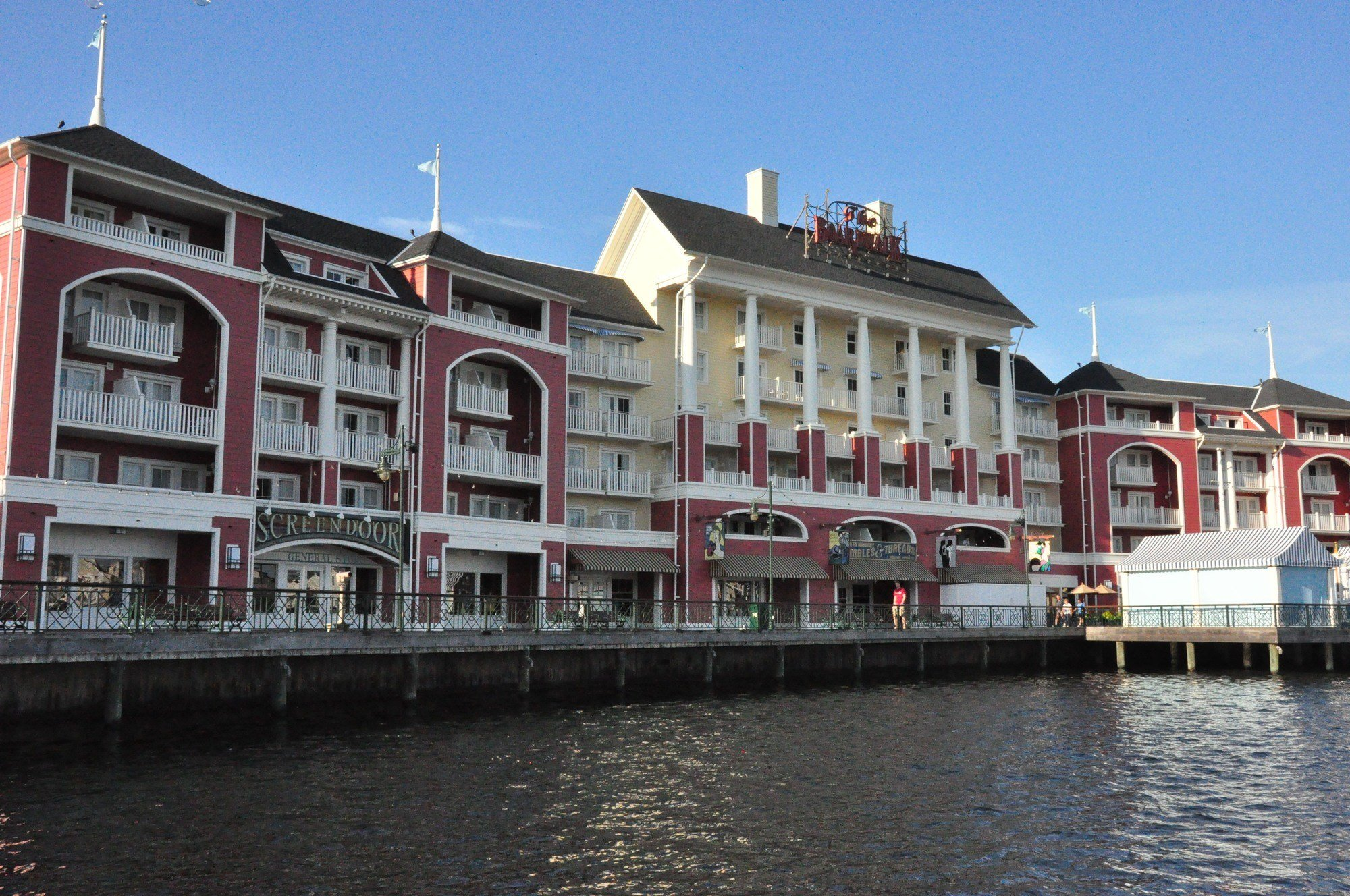 All About The Disney Boardwalk Restaurants Resort And