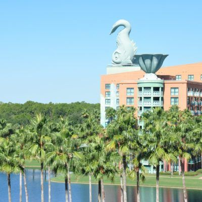 Review of the Walt Disney World Swan and Dolphin Resort