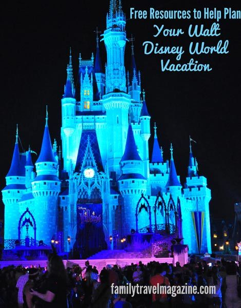 Free Resources Disney Vacation