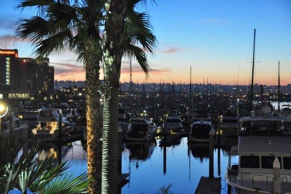 The Sheraton San Diego