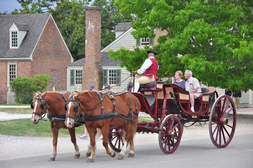 revquest at Colonial Williamsburg