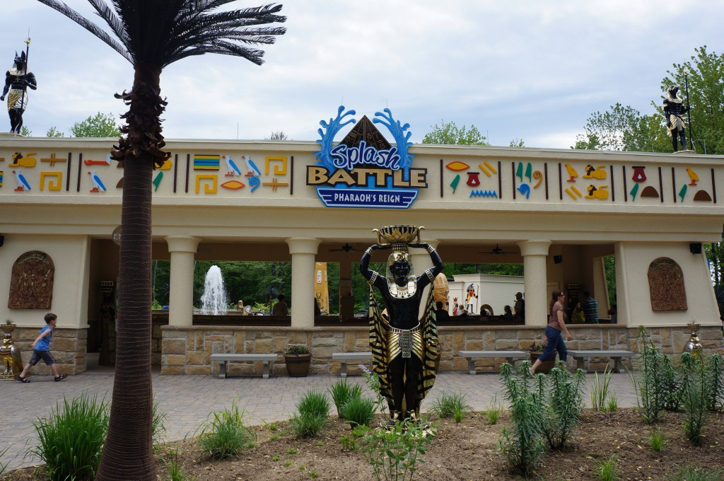 Story Land Review Splash Battle
