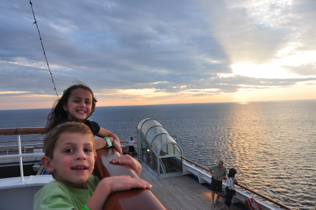 family travel reviews - Carnival Cruises