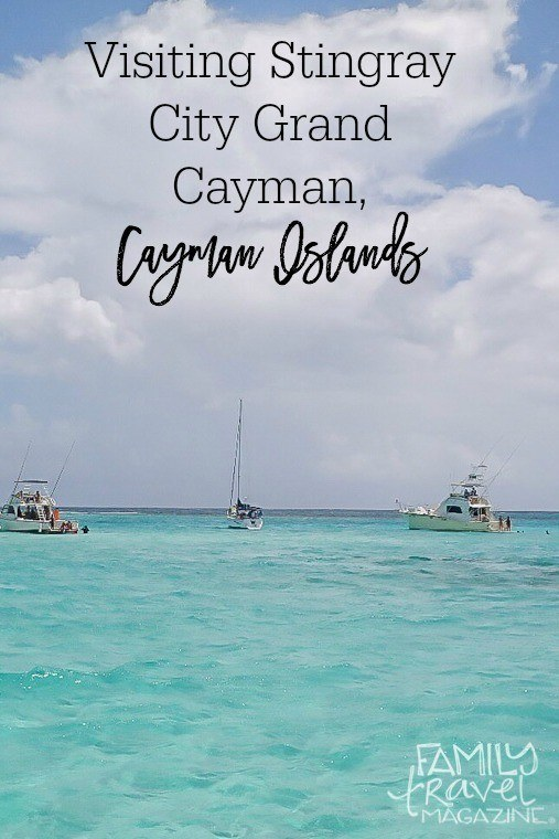 An overview of two different excursions to Stingray City Grand Cayman, a fun trip to a shallow sandbar where you can see stingrays.