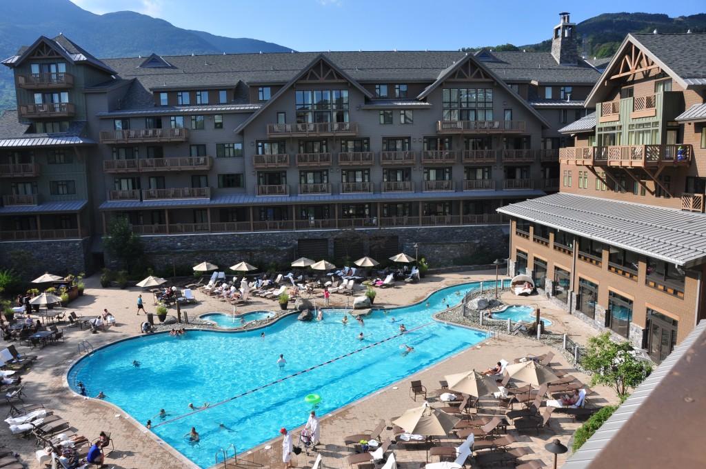 Stowe Mountain Lodge Pool