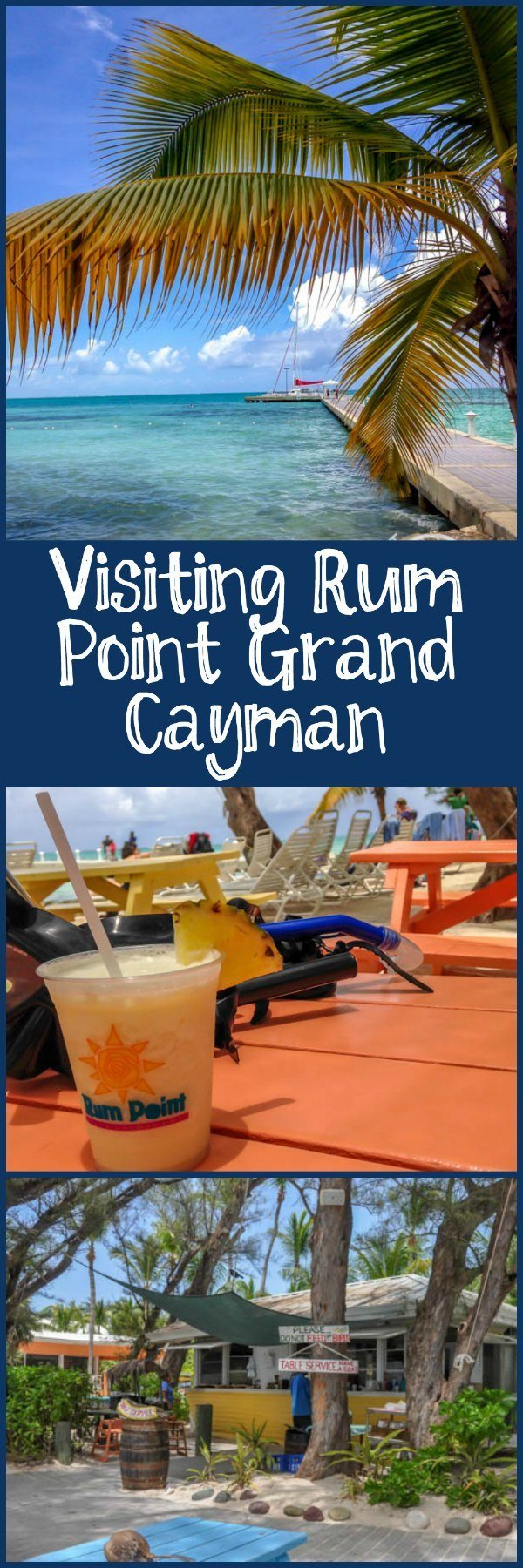 Visiting Rum Point Grand Cayman, a beach offering restaurants, snorkeling, water sport rentals, and more.
