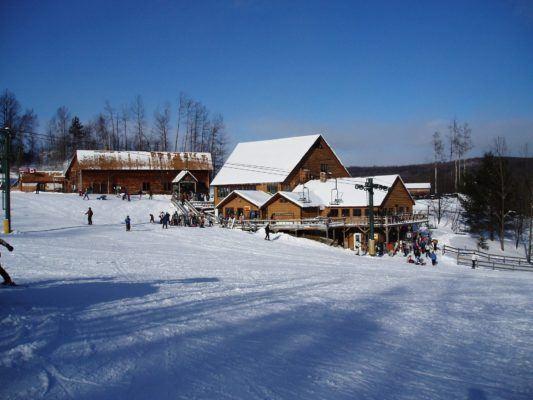 family ski areas