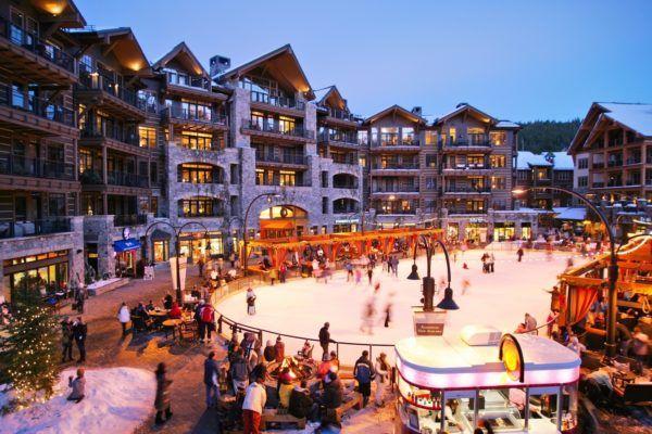 family ski guide - village at northstar