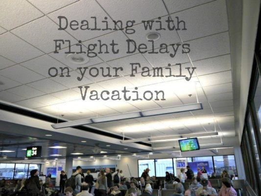 Dealing with Flight Delays