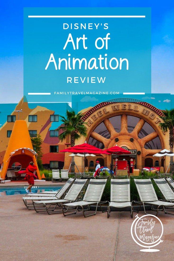 Should you stay at Disney's Art of Animation Resort? We stayed there, and here is our review.