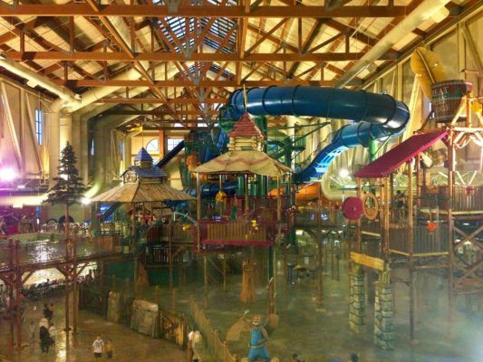 great wolf lodge in Pennsylvania
