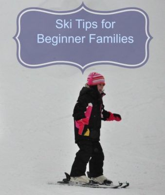 ski tips for beginners