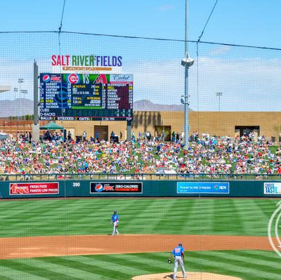 Tips To Enjoy Baseball Spring Training in Arizona