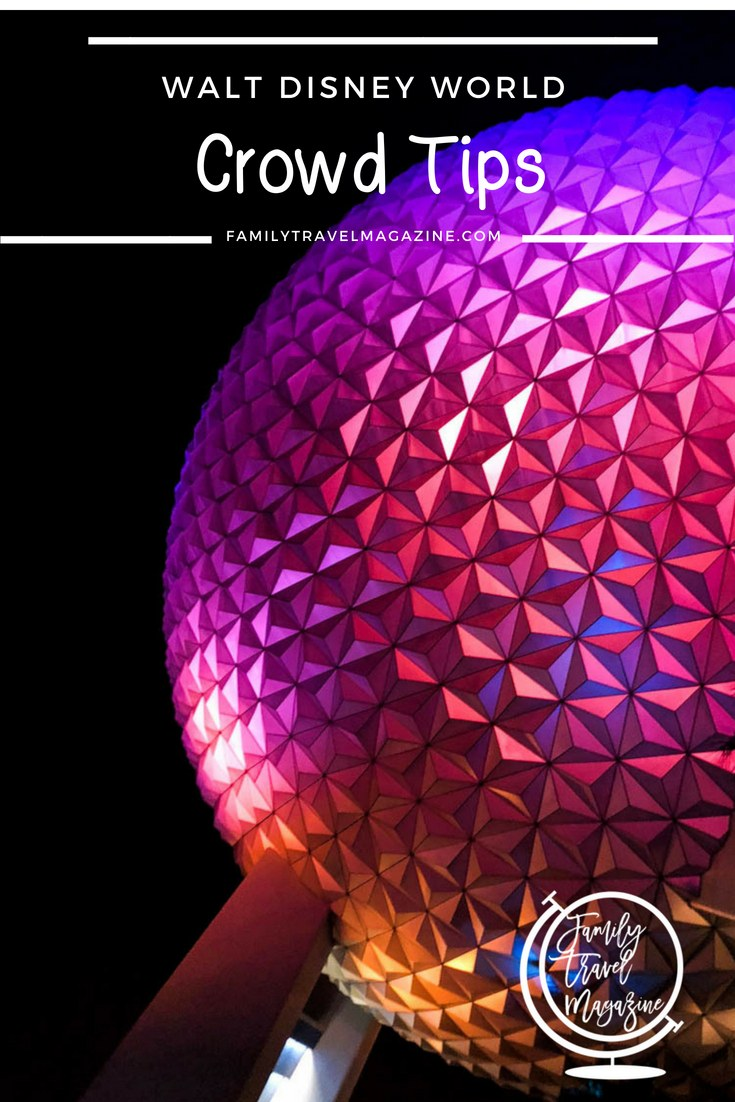 If you're visiting Walt Disney World during a peek week, you should consider some strategic planning to make sure you get to do everything you want to on your family vacation. Check out this post with tips and tricks on how to deal with and make the most of Disney crowds.