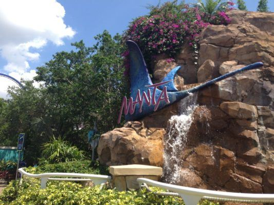 Rides at SeaWorld Orlando