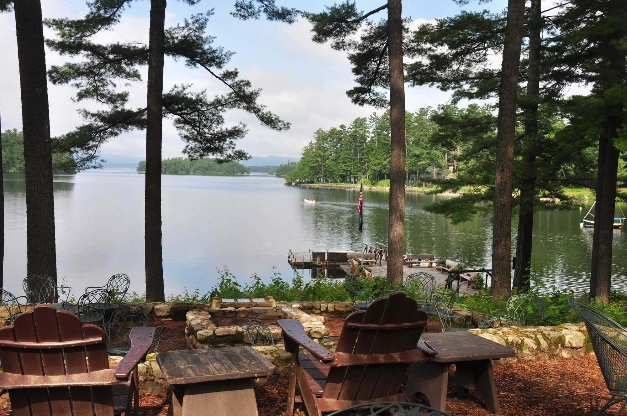 Review Of Migis Lodge On Sebago Lake A Great Family