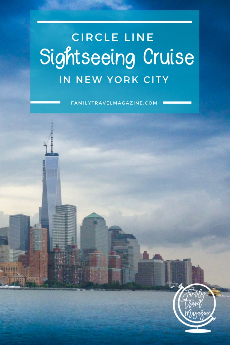 A review of the Circle Line Sightseeing Cruise, a great family-friendly way to see New York City.