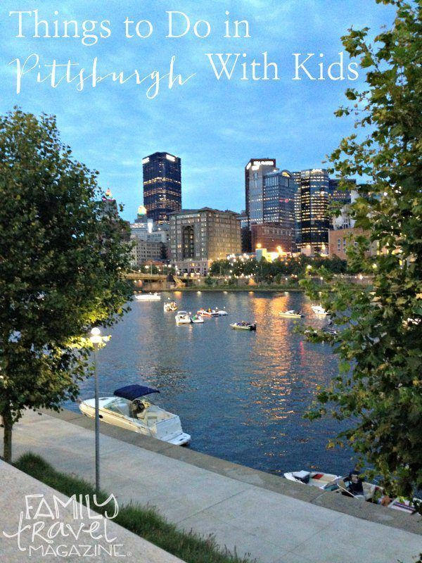 Pittsburgh has a lot to offer for your next family vacation. Check out our top things to do in the city with kids including museums, parks, sports attractions, and more!