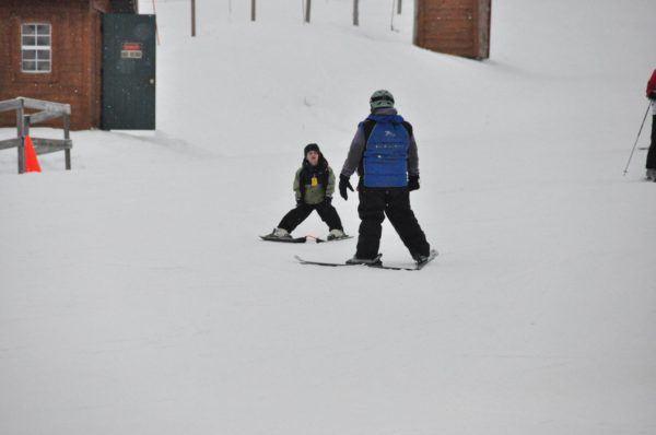 Back to Ski