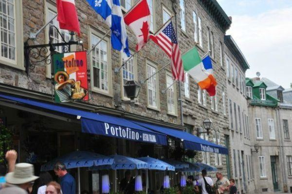 restuarants in quebec city