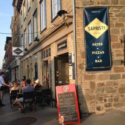 Family-Friendly Restaurants In Quebec City