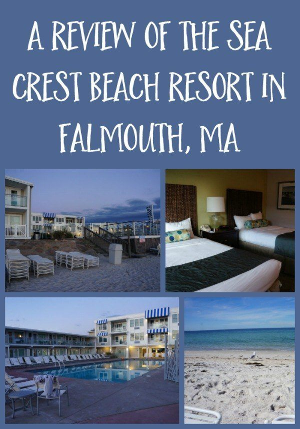 A review of the gorgeous Sea Crest Beach Resort, located in Falmouth, MA on Cape Cod