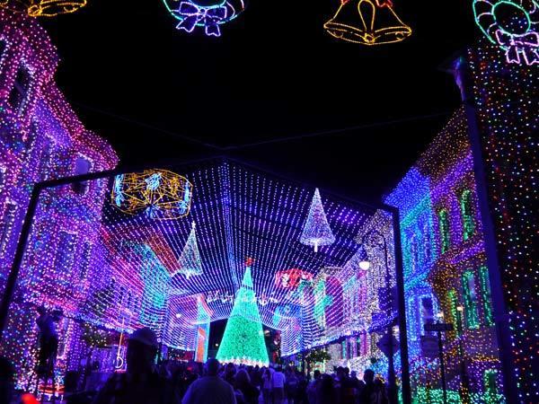Walt Disney World Christmas Events