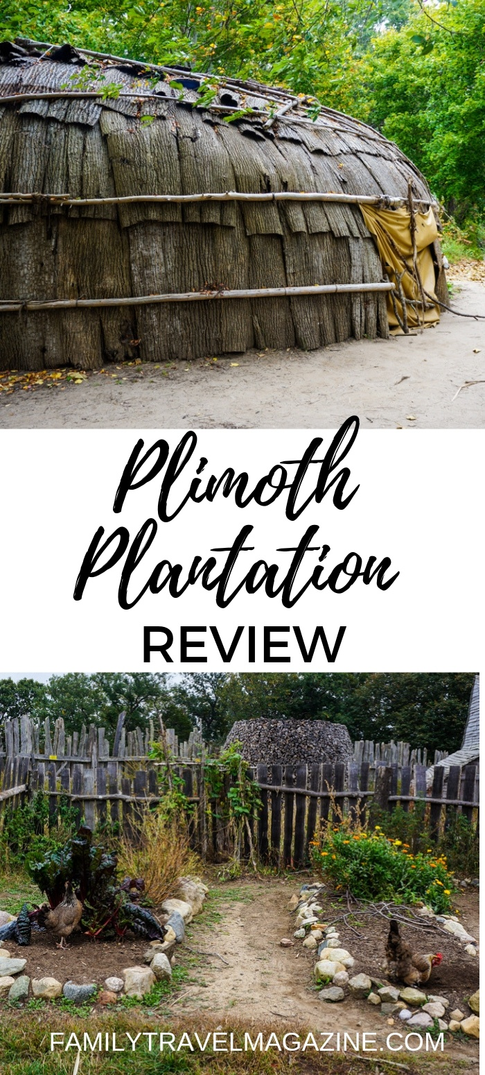 Our review of Plimoth Plantation, where you can learn all about the lifestyle back when the pilgrims arrived. Includes information about tickets, what you'll see, what you'll find there, and where you can stay.