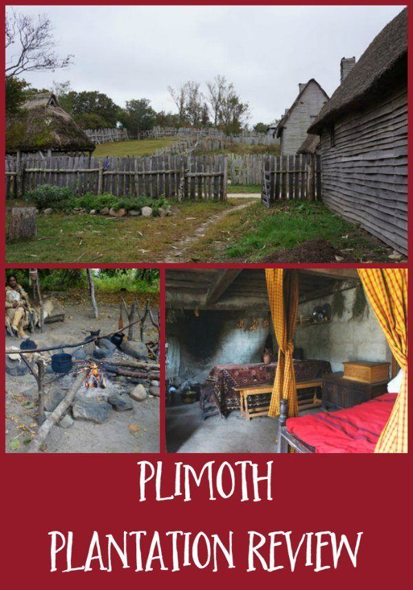 Plimoth Plantation Review