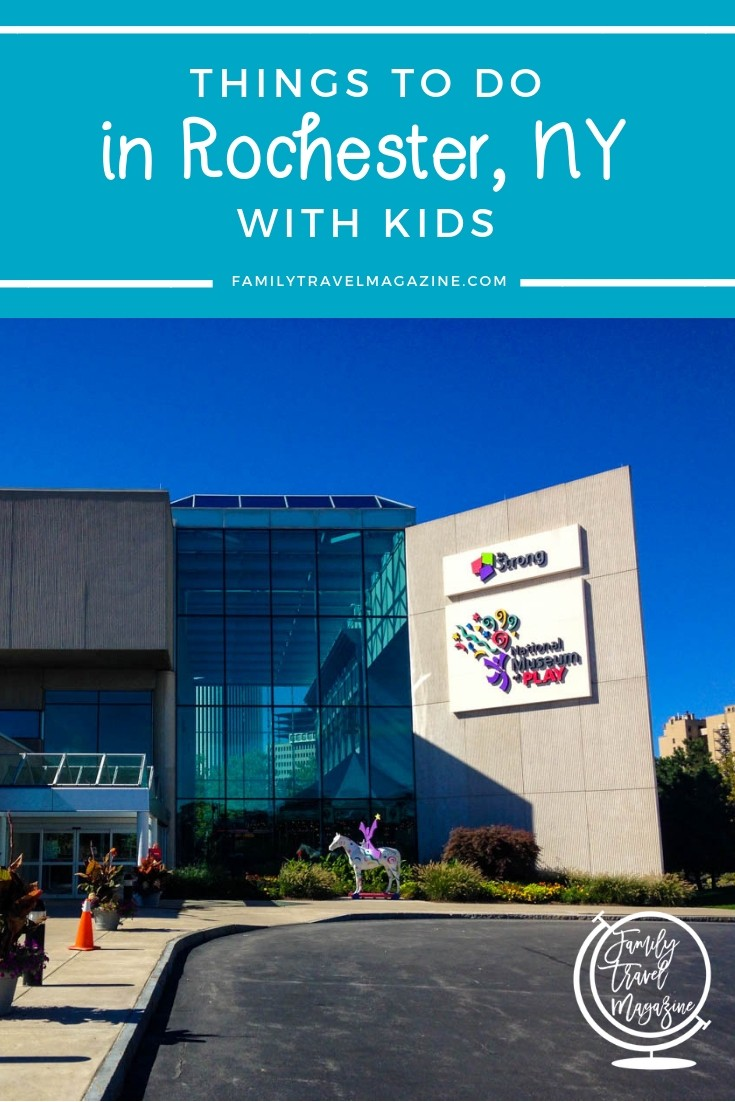 Fun, family friendly things to do in Rochester with kids including museums, the science center, and more!