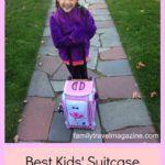 kids' suitcase