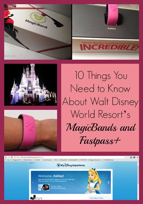 Everything you've ever wanted to know about Disney's Magic Bands and FastPass+ including tips and ideas for your next family vacation to Disney World.