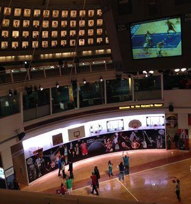 Basketball Fans Will Love to Visit the Basketball Hall of Fame