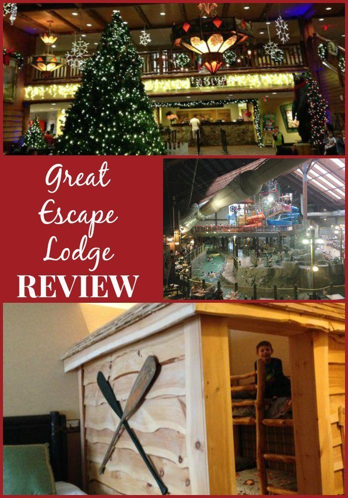Great Escape Lodge Review