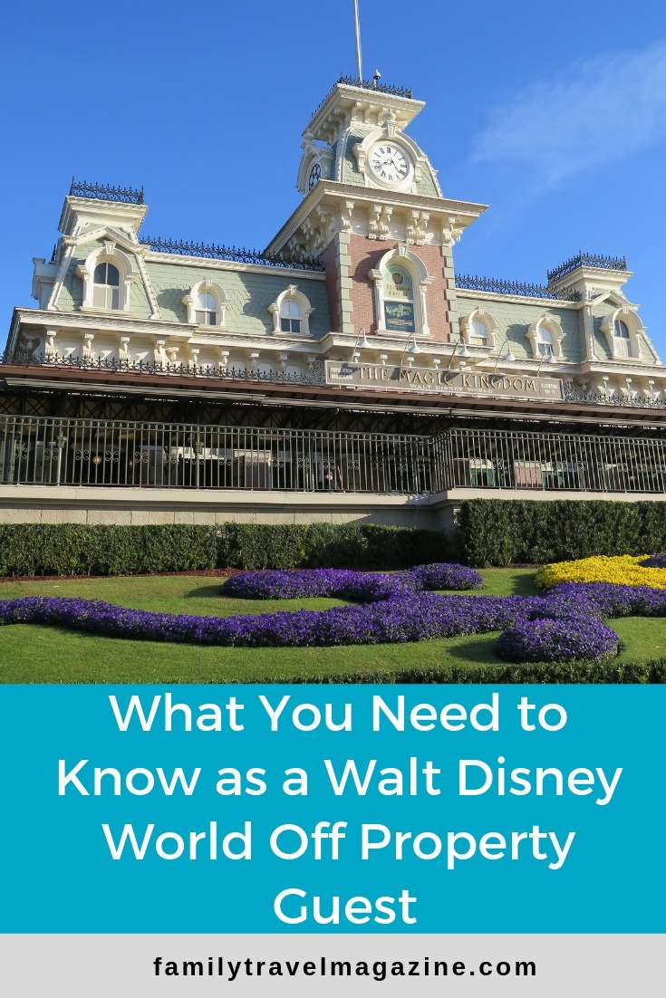 All you need to know about FastPass+, Magic Bands, and My Disney Experience when staying off property at Disney World