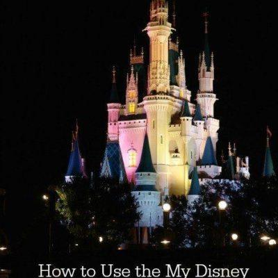 Use the My Disney Experience App to Improve Your Disney Vacation