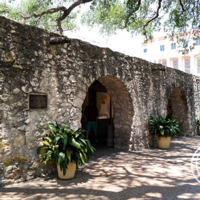 Surprising Things When You Visit the Alamo