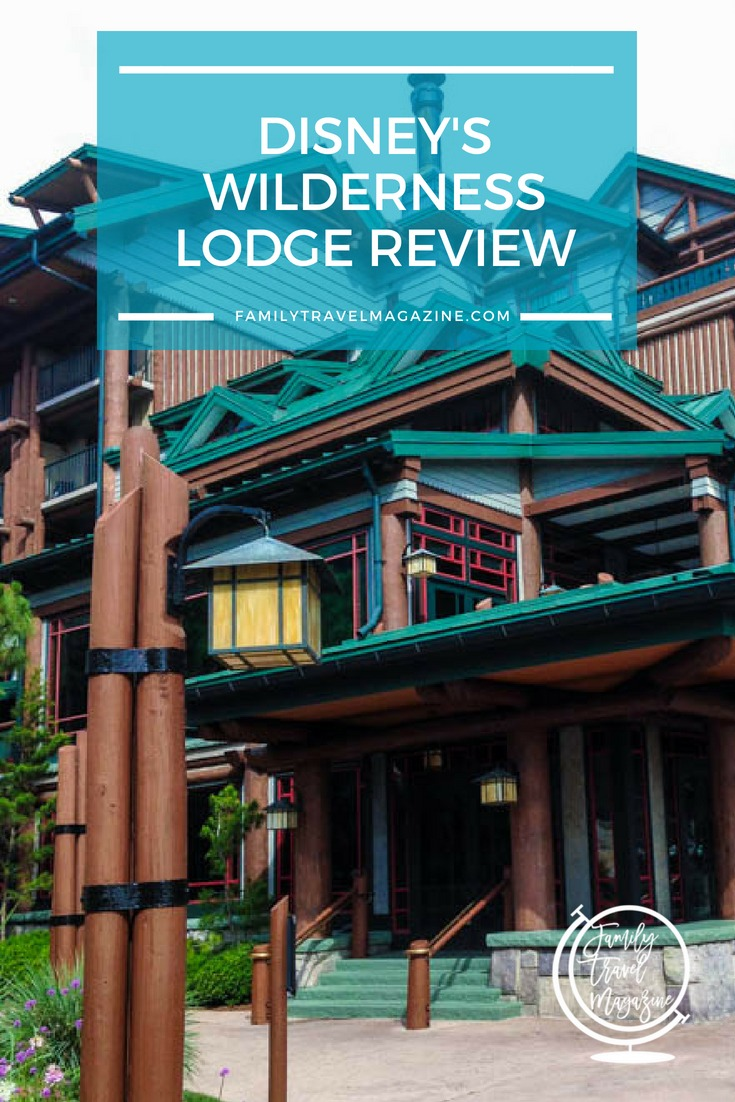 A review of Disney's Wilderness Lodge, a deluxe resort located in the Magic Kingdom area of the Walt Disney World Resort.