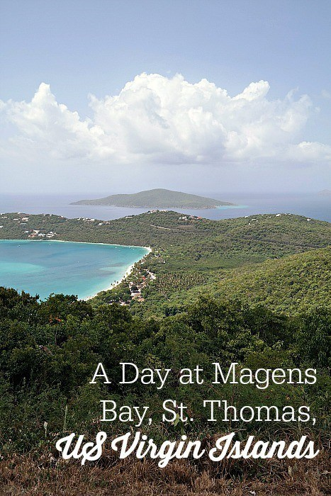 A Day at Magens Bay, St. Thomas in the US Virgin Islands (an excursion from the Disney Cruise Line)