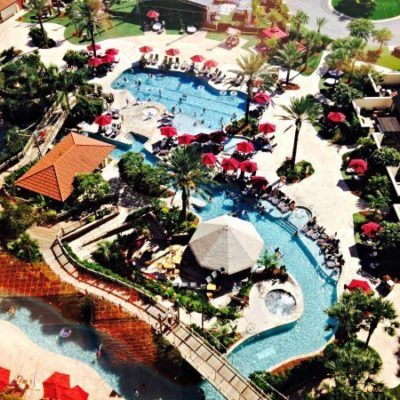Review of the L'Auberge  Lake Charles Casino Resort