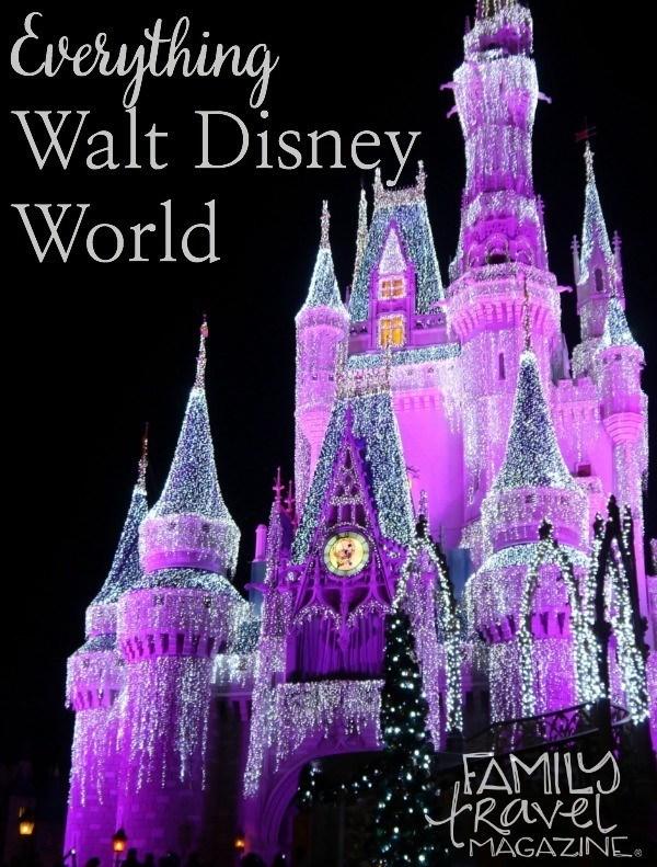 Walt Disney World Travel Tips