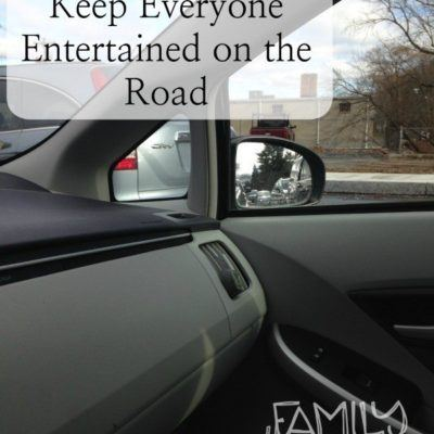 Six Cool Ways to Keep Everyone Entertained on the Road