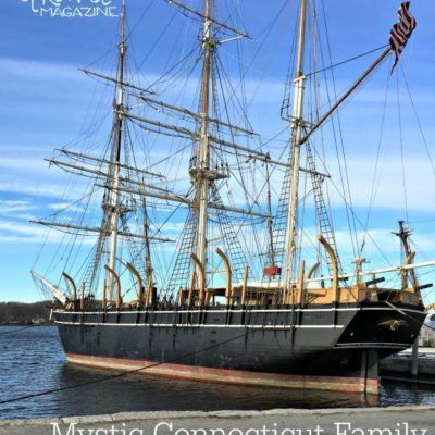 Things to Do in Mystic CT with Kids