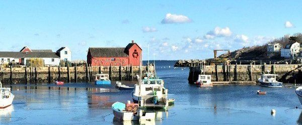 Rockport MA With Kids in the Winter